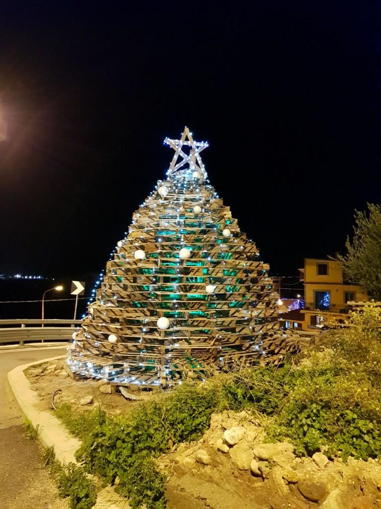 albero di natale pedane piale serale 4